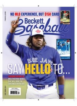 Beckett Baseball 156 March 2019