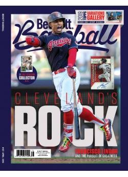 Beckett Baseball 157 April 2019