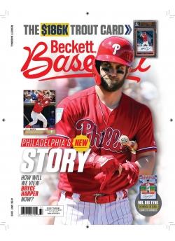 Beckett Baseball 158 May 2019