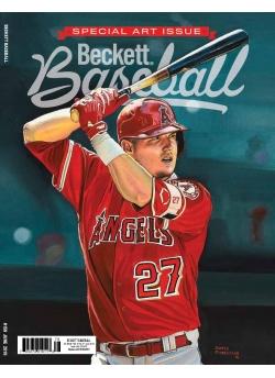 Beckett Baseball 159 June 2019