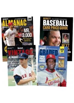 Baseball Bundle Offer (Baseball Price guide, Baseball almanac, Vintage Price Guide, Graded Price Guide)