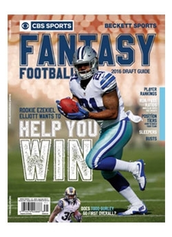 BECKETT FANTASY FOOTBALL - 2 2016