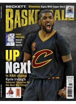 Beckett Basketball 287 September 2016