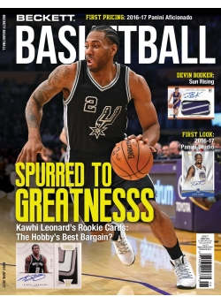 Beckett Basketball 296 June 2017