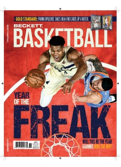 Beckett Basketball 313 November 2018