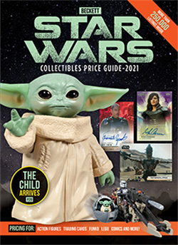 2021 Beckett Star Wars Collectibles Price Guide #5