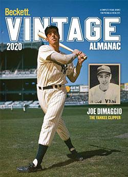 2020 Beckett Vintage Almanac #6