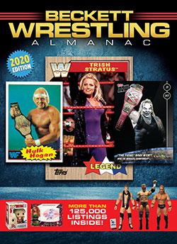 2020 Beckett Wrestling Almanac #2