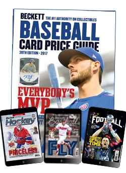 Beckett Baseball Card Price Guide #39 + FREE One Month Digital Issues of All Sports