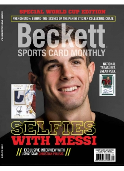 Beckett Sports Card Monthly 398 May 2018