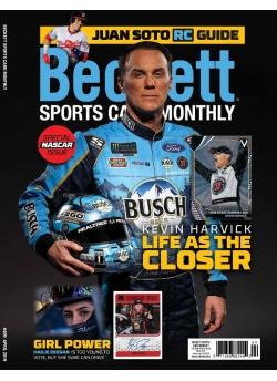 Beckett Sports Card Monthly 409 April 2019