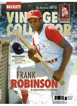 Beckett Vintage Collector Apr/May-2019