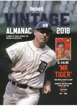The 2018 Beckett Vintage Almanac #4