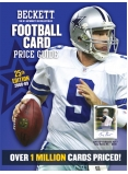 Football Card Price Guide Books
