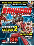 Bakugan Magazines