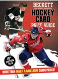 Hockey Card Price Guide Books