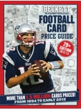 Football Card Price Guide