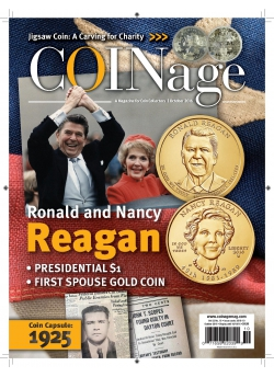 Coinage October 2016
