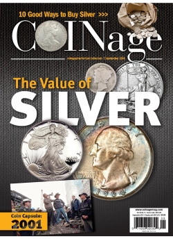 Coinage September 2016
