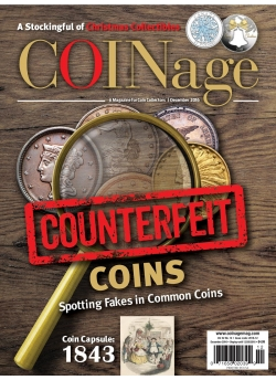 Coinage December 2016