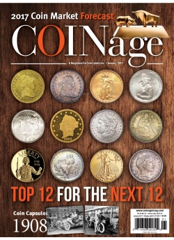 Coinage January 2017