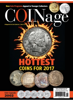 Coinage March 2017