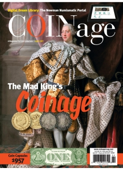 Coinage April 2017