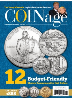 Coinage May 2017