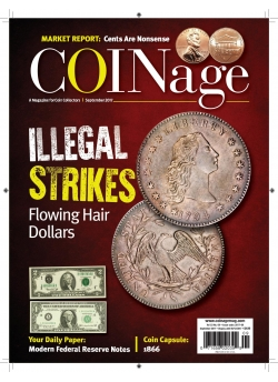 Coinage September 2017
