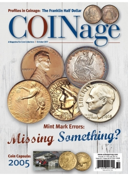Coinage October 2017