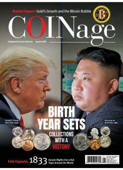 Coinage January 2018