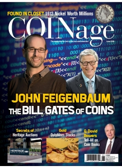 Coinage June 2018