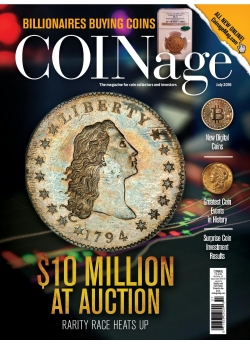 Coinage July 2018