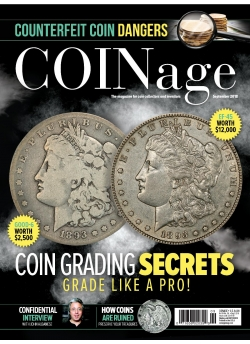 Coinage September 2018
