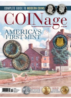 Coinage October 2018