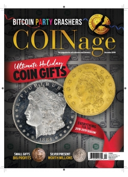 Coinage December 2018