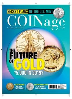Coinage January 2019