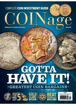 Coinage March 2019