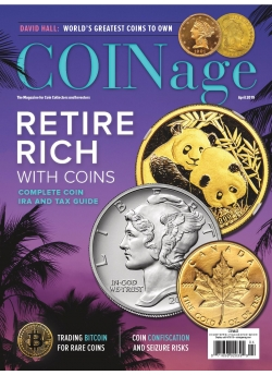 Coinage April 2019