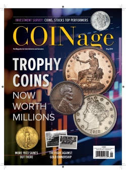 Coinage May 2019