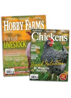 Chicken + Hobby Farms