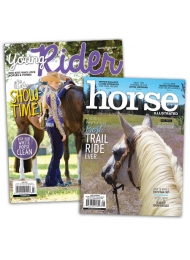 Horse Illustrated + Young Rider