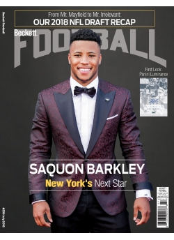 Beckett Football 329 July 2018