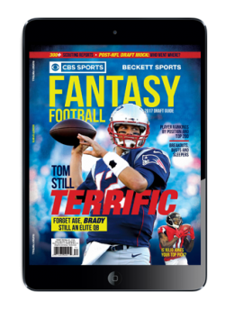 CBS Sports & Beckett Sports Present Fantasy Football-1 2017 (Digital Issue)