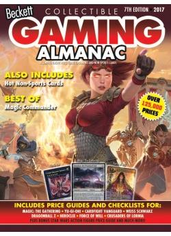 Beckett Gaming Almanac Issue# 7 2016