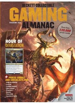Beckett Collectible Gaming Almanac #8 2017