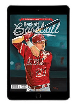 Beckett Baseball June 2019 Digital