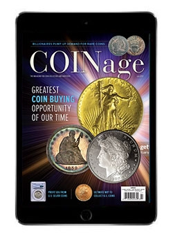 Beckett Coinage  July 2019 Digital