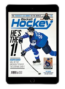 Beckett Hockey July 2019 Digital