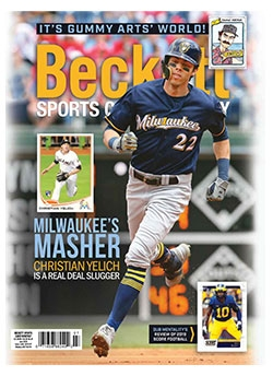 Beckett Sports Card Monthly 412 July 2019